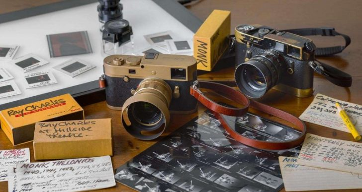 Leica Celebrates Rock Photographer Jim Marshall with $13K Special Edition M 246