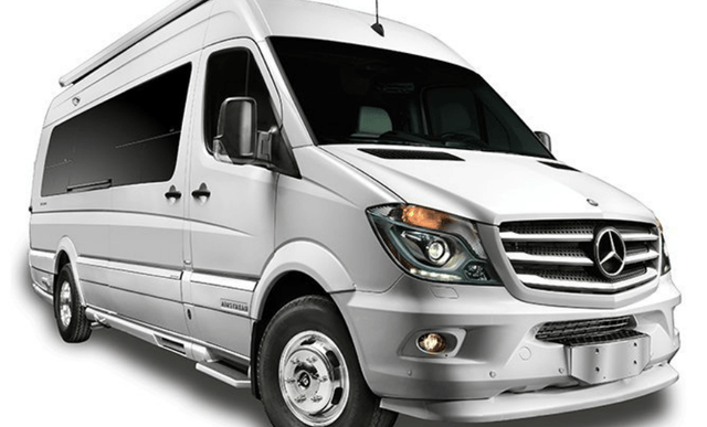 Make Your Grand Tour with Airstream's Luxury Interstate Van