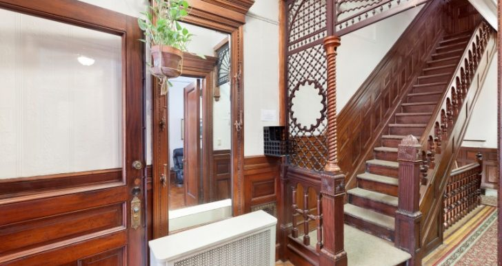 Now You See It: Harry Houdini's One-Time Harlem Townhouse Lists for $4.6M