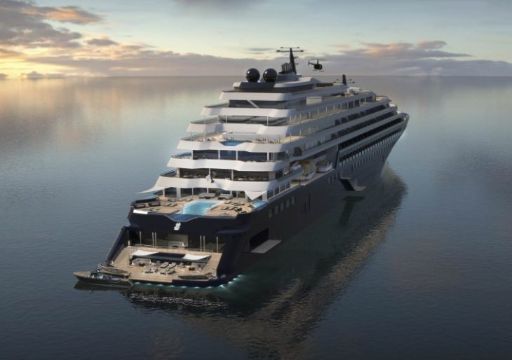 Ritz-Carlton Looks to Change the Face of the Cruise Industry
