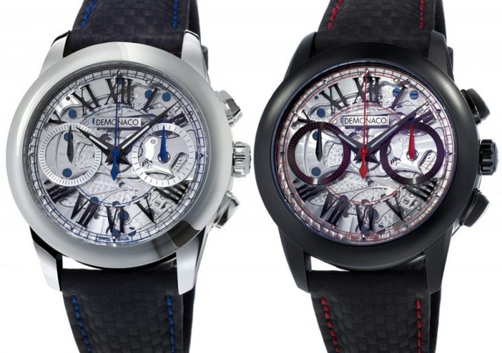 Subtle Style Is the Name of the Game for Ateliers DeMonaco's $13.5K Admiral Chronograph Flyback Armure