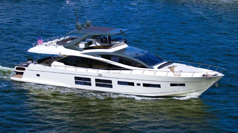 Mercedes Pre Owned >> This $3M, 80-Foot Beauty Is the Newest Pre-Owned Astondoa GLX Motor Yacht on the Market ...