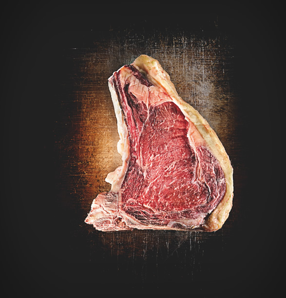 This 3k Dry Aging Fridge Allows For Steakhouse Quality At