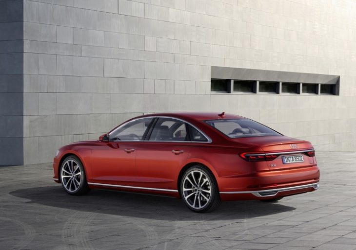 Audi A Gets Luxury Upgrade K Price Tag American Luxury - Audi 07 car price