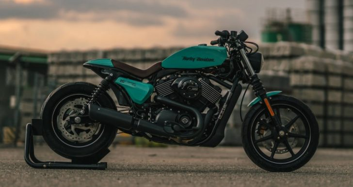 Austria's NCT Motorcycles Gives the Harley-Davidson XG Street 750 a 20th Birthday to Remember