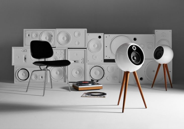 Bossa's $2.4K Moonraker Sound System Brings a Lunar Touch