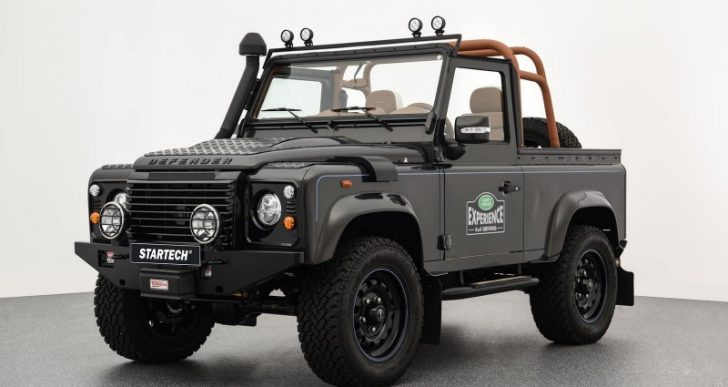 Buy It For Life: Startech's Rugged, Refined Land Rover Defender