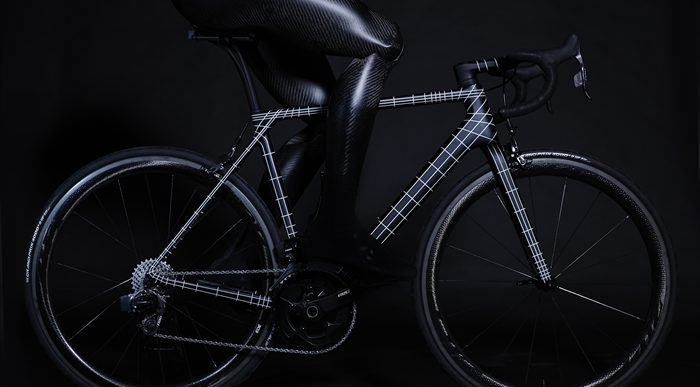 Canyon Bicycles Teams up with German Electronic Group Kraftwerk on a Tron-Worthy Two-Wheeler