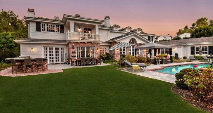 Former NBC Universal Chair Jeff Gaspin Makes $6.4M in Hidden Hills Mansion Sale