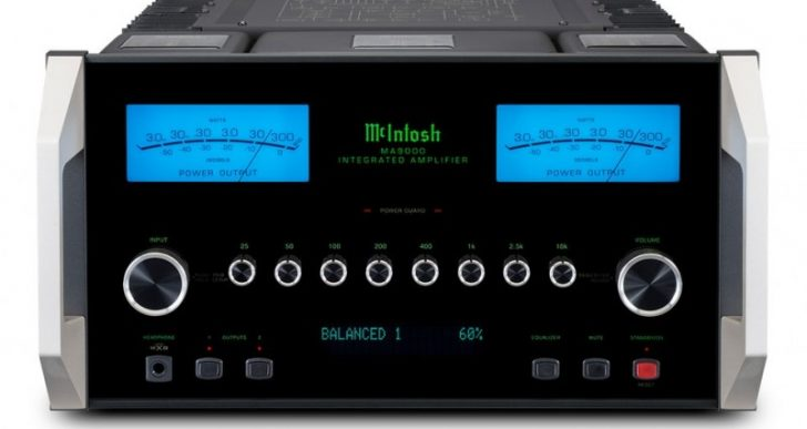 Hi-Fi Pioneer McIntosh Labs Unveils the MA9000, Its Most Powerful Amplifier Ever