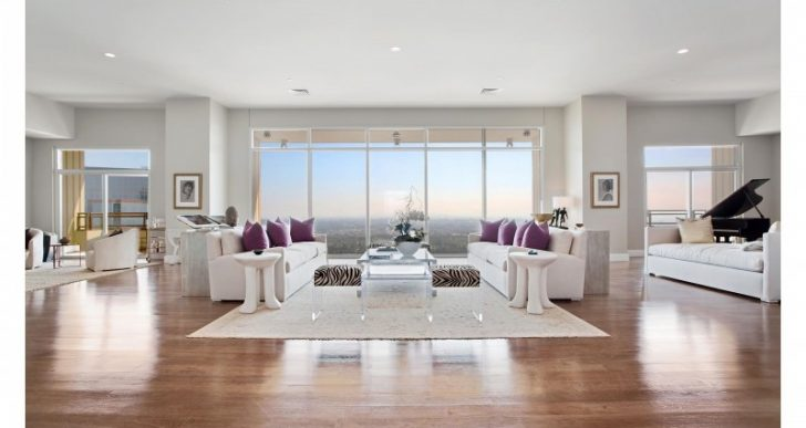 Matthew Perry Spends $20M for Full-Floor Penthouse at L.A.'s Century City