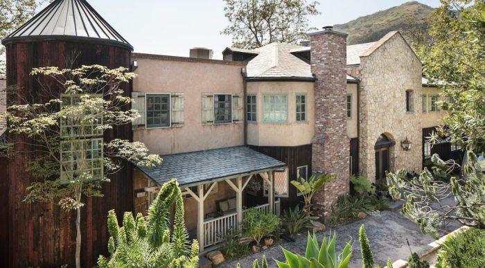 Mel Gibson's $17.5M Estate Is a Beacon of Old World Charm in Malibu