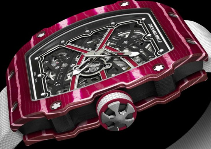 Richard Mille's $150K Sprint and High Jump Watches are Another Splashy Athletic Offering from the Technical Titans