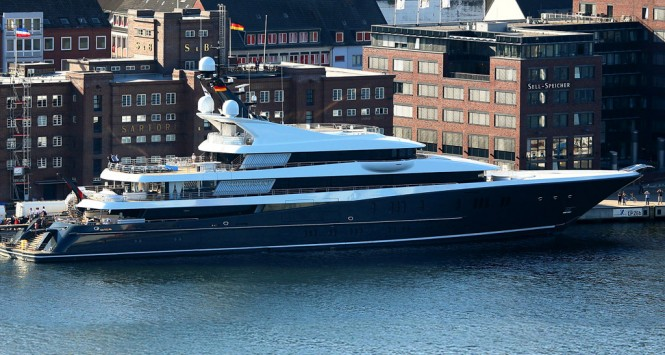 The Incredible 'Phoenix 2' Megayacht Is Now Chartering in the Mediterranean for $1.1M a Week