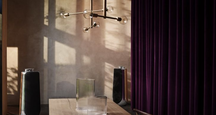 Bang & Olufsen's Latest Home Audio Sensation Is the $39K BeoLab 50 Speaker