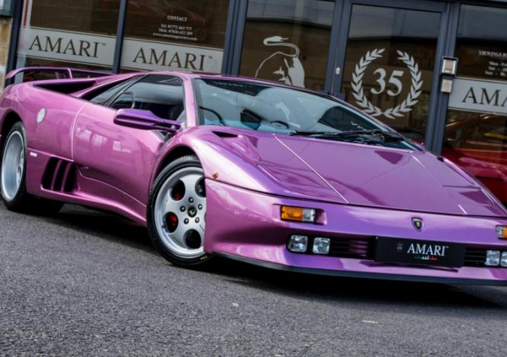 Jamiroquai Frontman Jay Kay Is Selling the Lambo from the 'Cosmic Girl' Video for $717K