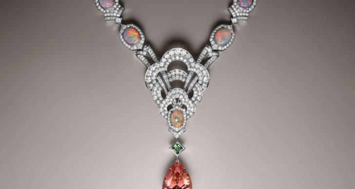 Louis Vuitton Introduces the Dazzling Conquêtes High Jewellery Collection