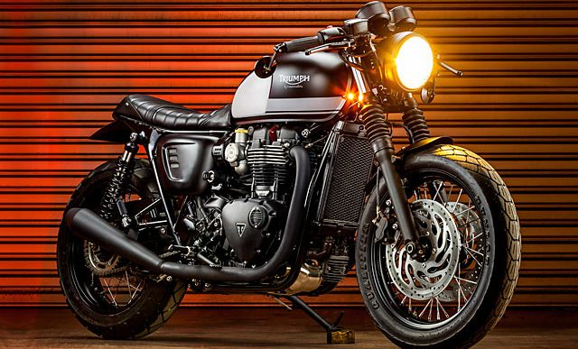 Macco Motors Tweaks a Triumph Bonneville T120 Exquisitely