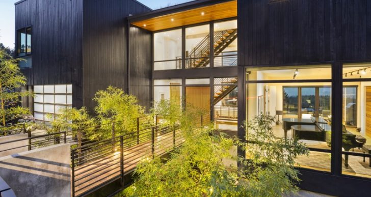 Music Box Residence in Portland by Scott Edwards Architects