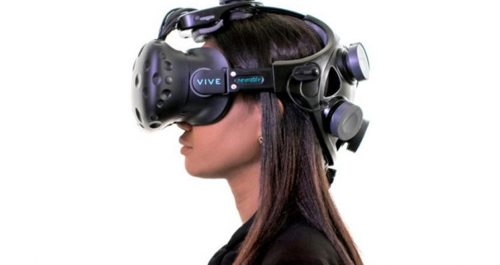 Neurable Is the World's Virtual Reality Interface Controlled Entirely by Your Brain