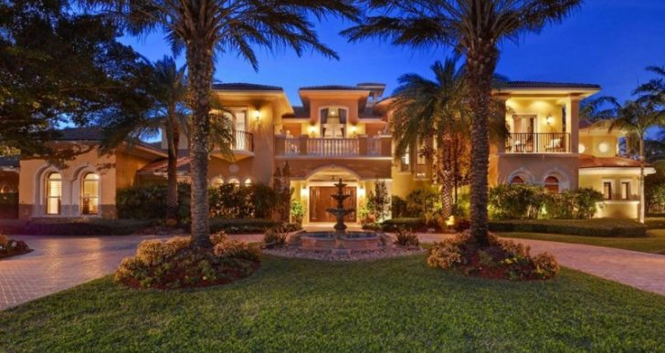 Newly Inducted NFL Hall of Famer Jason Taylor Rakes in $3.2M with Sale in South Florida