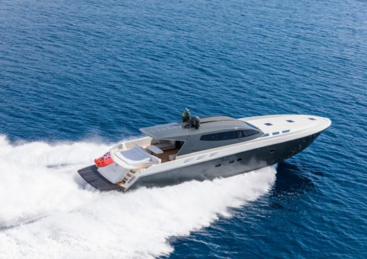 On Board the High Speed 'Mystere' Motor Yacht by OTAM Shipyard