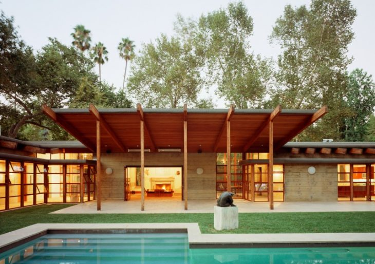 Sherman Residence in L.A. by Peter Tolkin Architecture