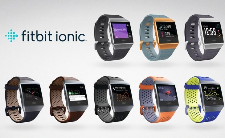 With the Powerful 'Ionic,' Fitbit Looks to Take a Bite out of the Smartwatch Competition