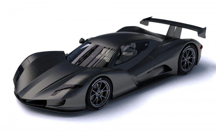 Aspark's Electric Hypercar Concept Hits 62 MPH in 2 Seconds Flat