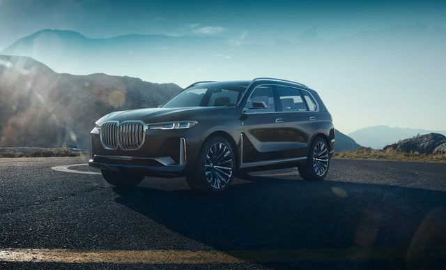 BMW Introduces the Three-Row X7 iPerformance, the Marque's Largest SUV Ever