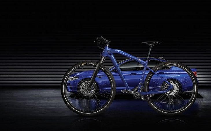 BMW's Limited Carbon Edition 'M Bike' Is the Two-Wheel Answer to the Stylish F90 M5