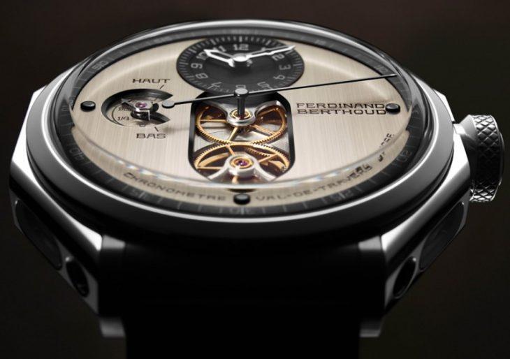 Chronométrie Ferdinand Berthoud's FB 1.3 Is the $260K Wristwatch of Your Dreams