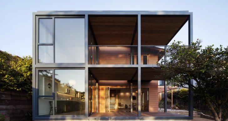 Fleischmann Residence in L.A. by PRODUCTORA