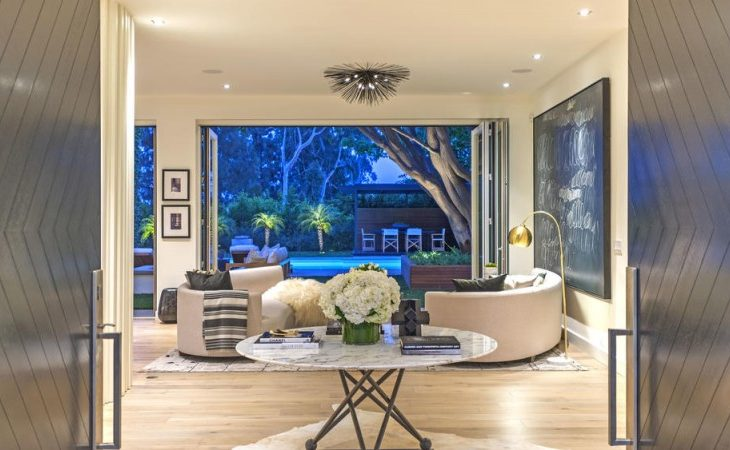Cindy Crawford and Rande Gerber Pick up $11.6M Beverly Hills Home from OneRepublic's Ryan Tedder
