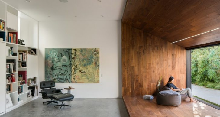 Hide Out in L.A. by Dan Brunn Architecture