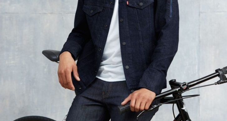Levi's Joins Forces with Google on $350 Gesture-Sensing Smart Jacket