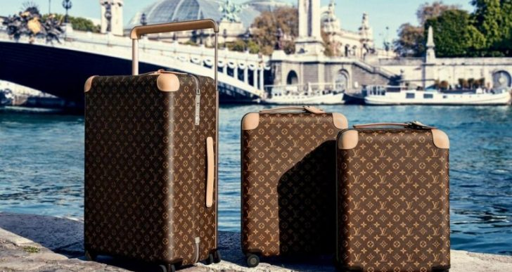 Louis Vuitton's Horizon Luggage Collection Sees a Growth Spurt for Fall