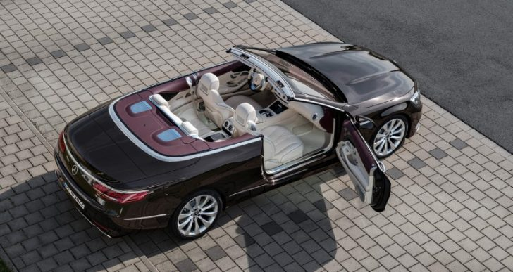Mercedes Perfects the Powertrain on the Refreshed S-Class Coupe and Convertible