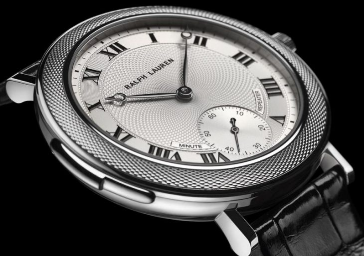 Ralph Lauren's $206K Minute Repeater Watch Is a Sumptuous, Refined Piece Worthy of the Price Tag