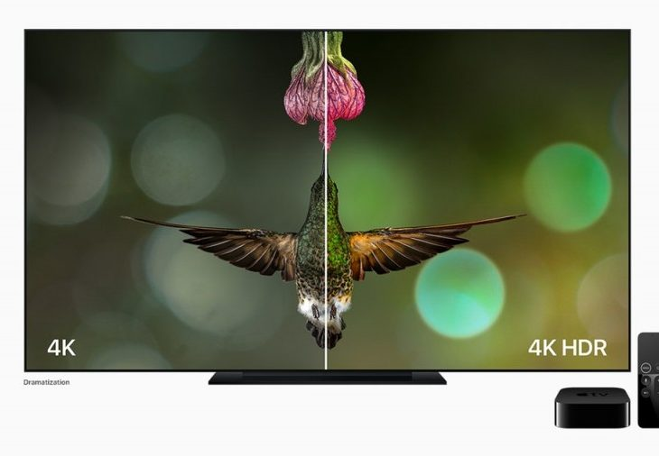 Apple TV Leaps into the Future With 4K and HDR