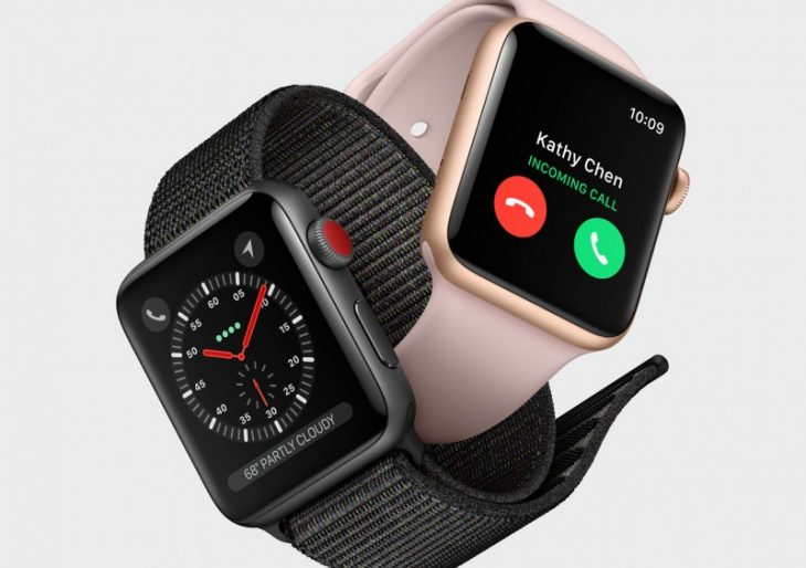 The Newest Apple Watch Has Cellular Capability Built Right in