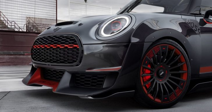 The Race-Tuned John Cooper Works GP Is a Whole Lot of Mini