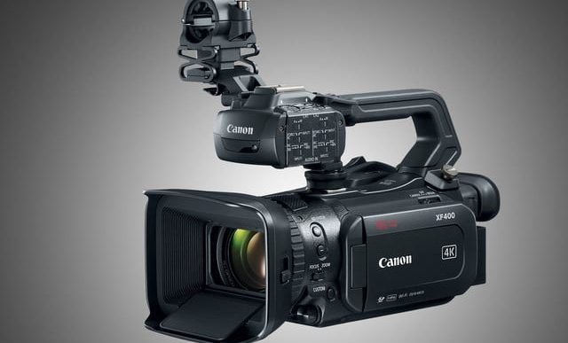With Three New Camcorder Options, Canon Goes All in on 4K Video at 60 Frames a Second