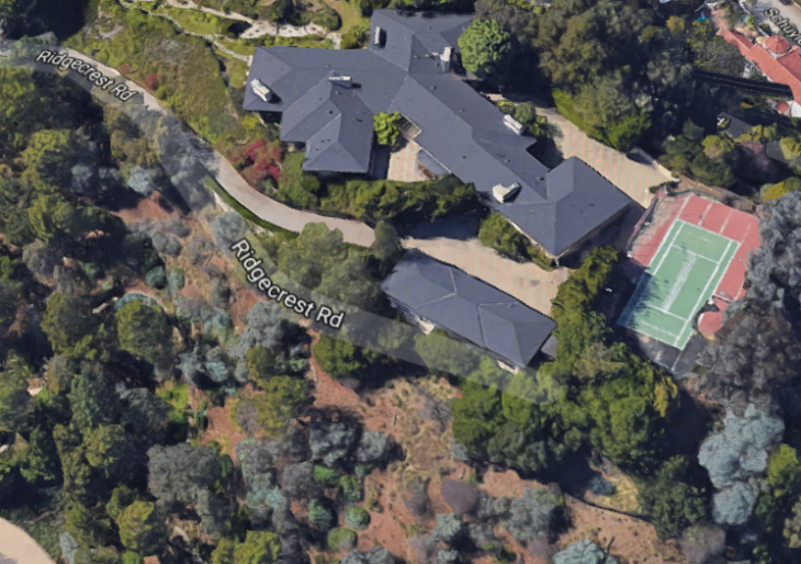 The Seller of this $85M Mansion in Beverly Hills Is Reportedly a Saudi Royal