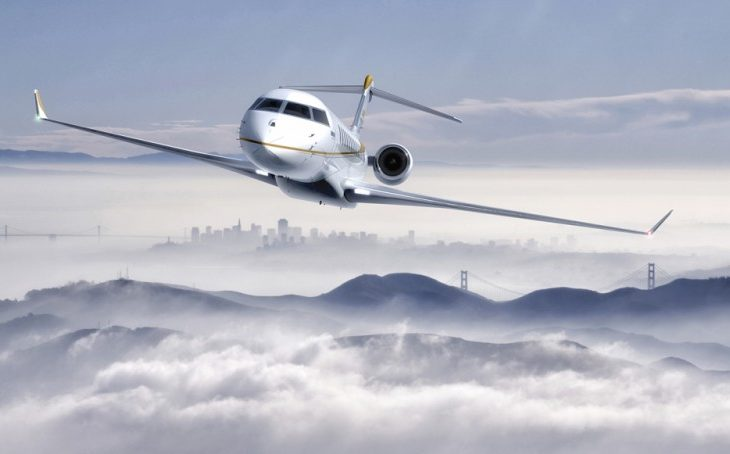 Bombardiers Newly Unveiled 73M Global 7000 Private Jet Is The