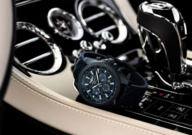 Breitling's Latest Bentley Collaboration Is the Striking 'GT Dark Sapphire'
