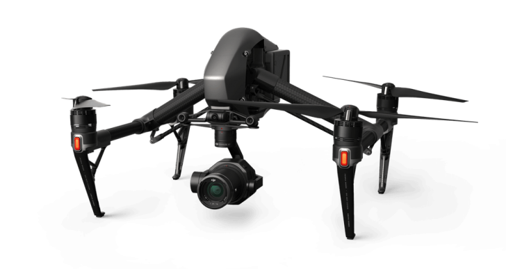 First of Its Kind: DJI's Zenmuse X7 Is a Pro-Grade, Super 35 Digital Camera for Drones