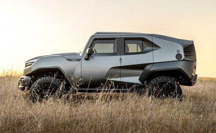 For Tank Shoppers on a Budget, Rezvani's New V6 Version Lops $32K off V8 Price Point