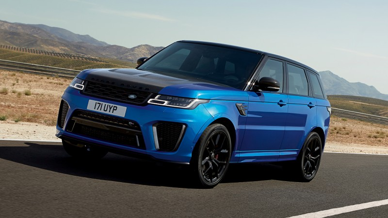land rover gives the range rover sport a plug in hybrid version among other upgrades american. Black Bedroom Furniture Sets. Home Design Ideas