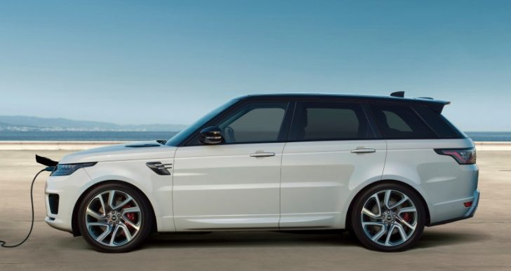 Land Rover Gives the Range Rover Sport a Plug-in Hybrid Version, Among Other Upgrades